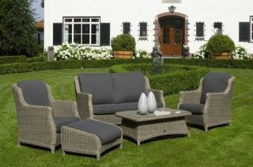 4-Seasons Brighton loungeset Pure