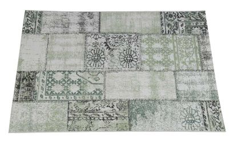 Garden Impressions Blocko buitenkleed 200 x 290 cm. - Green