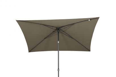 4-Seasons parasol Oasis 200 x 250 cm - Taupe