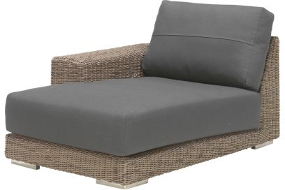 4 Season Kingston chaise longue rechts