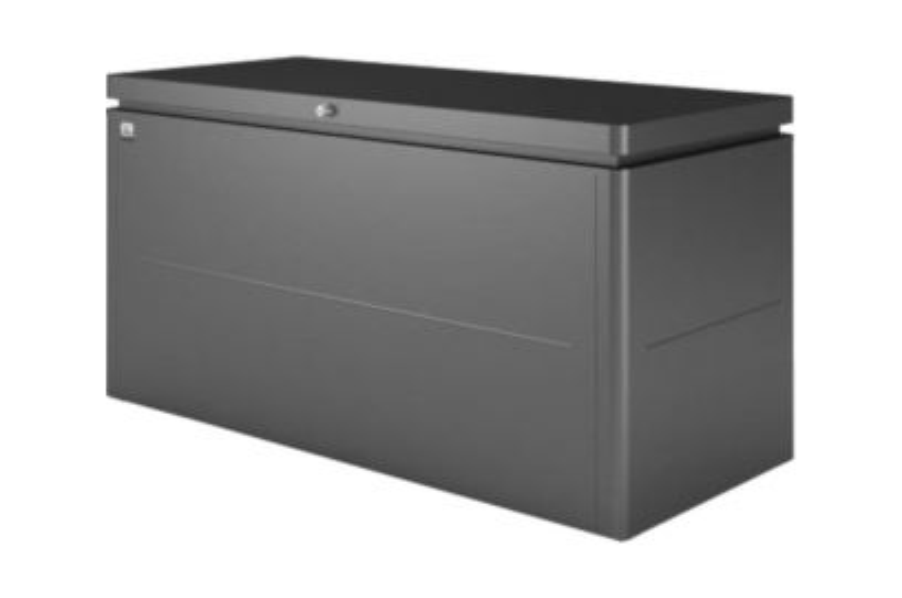 Biohort loungebox antraciet 160 x 70 cm.