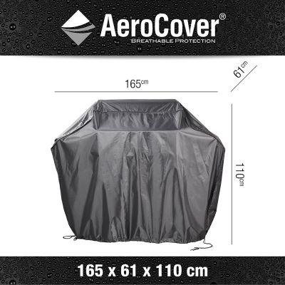 Aerocover barbecue hoes 165x61x110 cm.