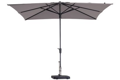 Madison parasol Syros luxe taupe 280x280 cm.