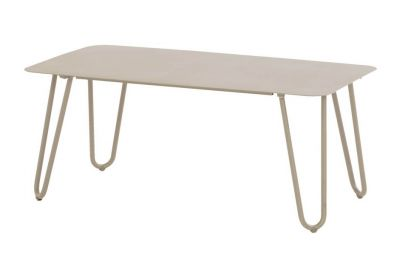 4-seasons cool coffee tafel 110x59 cm. - Taupe