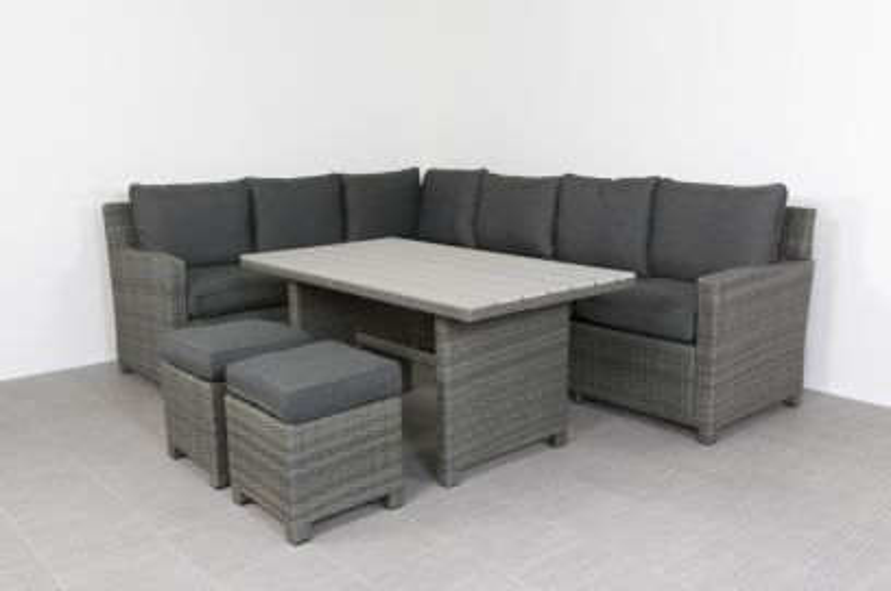 Cordoba lounge diningset