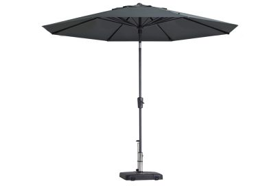 Madison Paros parasol - 300 cm. - grey