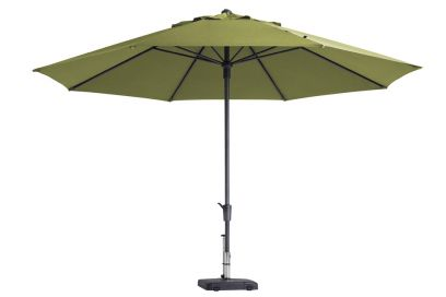 Madison parasol timor luxe Sage green 400 cm.