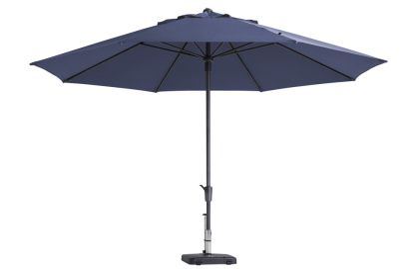Madison parasol timor luxe Safier blue 400 cm.