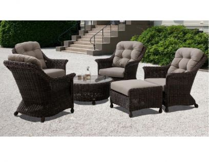 4-Seasons Madoera loungeset