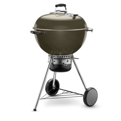 Weber Master-Touch GBS Houtskoolbarbecue Ø 57 cm Smoke Grey
