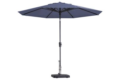 Madison Paros parasol - 300 cm. - Safier blue