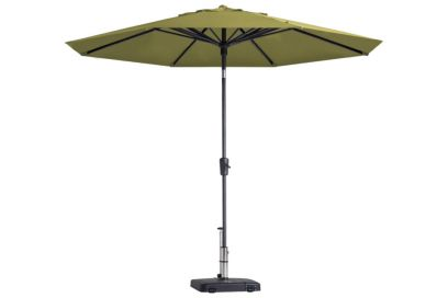 Madison Paros parasol - 300 cm. - Sage green