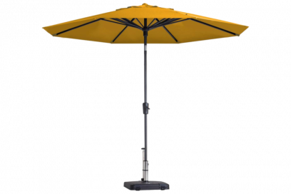 Madison Paros parasol - 300 cm. - Light yellow