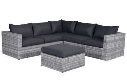 Selva loungeset - Cloudy grey