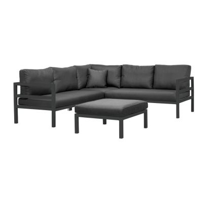 Suns Barolo loungeset - Royal grey