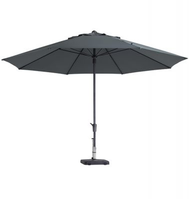 Madison parasol timor luxe grey 400 cm.