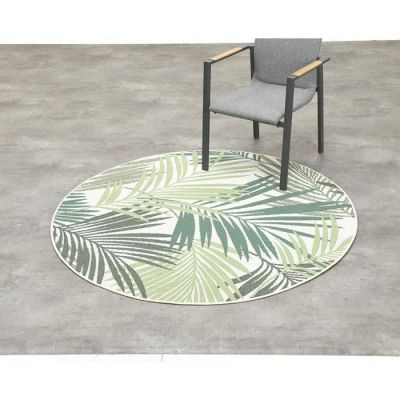 GI Karpet Naturalis 160cm Palm Leaf
