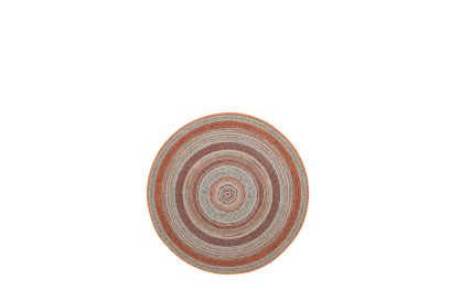 GI Karpet Stripes 160cm Copper