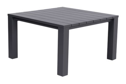 Garden Impressions Cube lounge dining tafel - Carbon