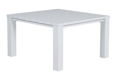 Garden Impressions Cube lounge dining tafel - Wit