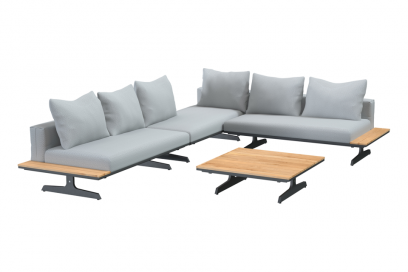 4 Seasons Endless loungeset multi concept - 4-delig