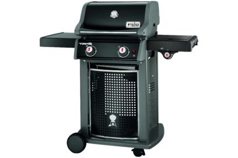 Weber Spirit E-220 Classic Black Gasbarbecue