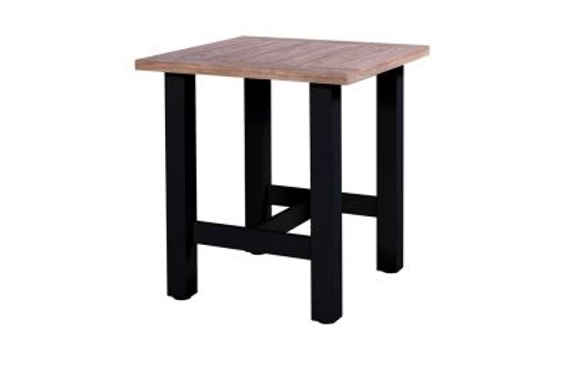 Hartman Sophie Yasmani BAR table Black Teak top