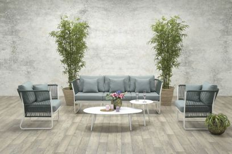 Garden Impressions Hartley loungeset 5-delig