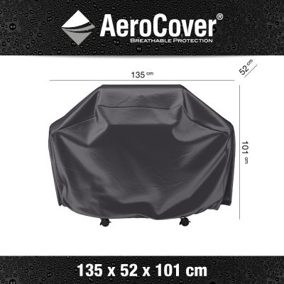 Aerocover barbecue hoes 135x52x101 cm.