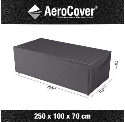 Aerocover loungebank hoes 250x100x70 cm.