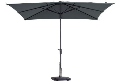 Madison stokparasol Syros luxe grey 280x280 cm.
