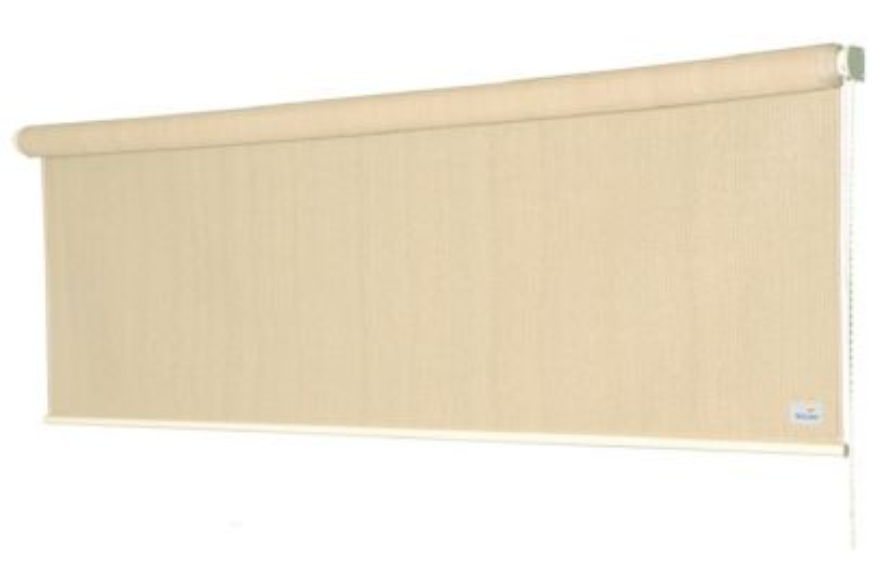 Nesling Coolfit rolgordijn 98x240 cm gebroken wit