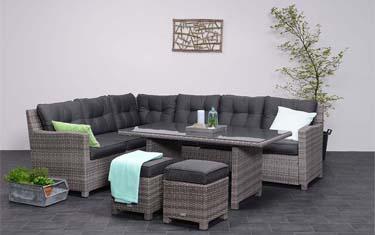 Relaxstoel Tuin Aanbieding : Loungesets uitgebreid aanbod loungesets vdgarde.nl