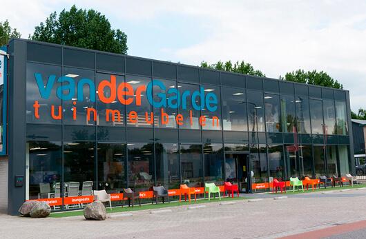 Vestiging van der Garde in Apeldoorn